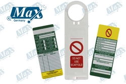 Scaffolding Tag from A ONE TOOLS TRADING LLC