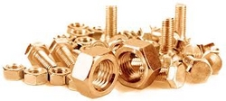 Copper Nickel Fasteners from DIVINE METAL INDUSTRIES