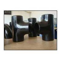 Carbon Steel Tee Pipe Fittings from RAJDEV STEEL (INDIA)