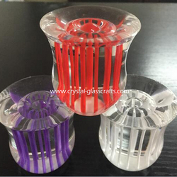 Acrylic Color Line Lighting Cover For Decoration
