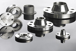 ALLOY STEEL FLANGES from JAI AMBE METAL & ALLOYS