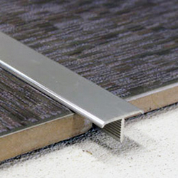 ALUMINUM STRIP from SHELBER BLDG MAT TRDG LLC