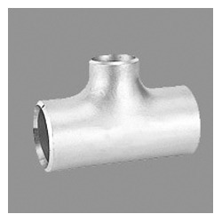 SS 316 Unequal Tee from SEAMAC PIPING SOLUTIONS INC.