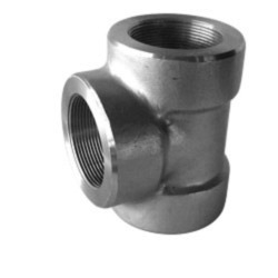 Inconel Equal Tee from SEAMAC PIPING SOLUTIONS INC.