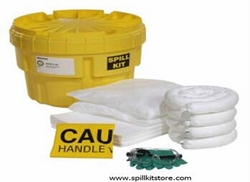 OIL SPILL KIT IN SAUDI 20 GALLON from AIDAN INDUSTRIAL TRADING
