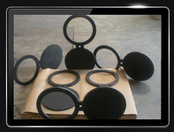 Alloy Steel Spectacle Blind Flange from SEAMAC PIPING SOLUTIONS INC.
