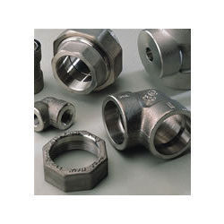Stainless Steel Forged Fitting from SEAMAC PIPING SOLUTIONS INC.