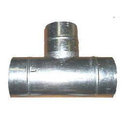 Stainless Steel Tee from SEAMAC PIPING SOLUTIONS INC.