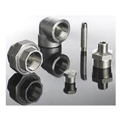 Forged Fittings from SEAMAC PIPING SOLUTIONS INC.