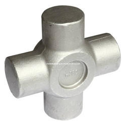 Forged Cross from SEAMAC PIPING SOLUTIONS INC.