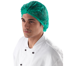 Green Hairnet from NOVA GREEN GENERAL TRADING LLC