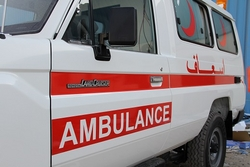 AMBULANCE FOR SALE  from AUTOZONE ARMOR & PROCESSING CARS LLC