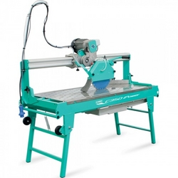 IMER C 350i POWER SLAB SAW  (W/BLADE 14 from AL MAHROOS TRADING EST