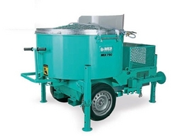 DRUM CAPACITY :  360LTR, MIXING PERFORMANCE : 200  from AL MAHROOS TRADING EST
