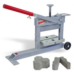 MONTOLIT PAVING BLOCK CUTTER  ART6 MAX.31CM height from AL MAHROOS TRADING EST