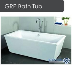 GRP BATHROOM TUB IN SHARJAH from UNION GULF FZE