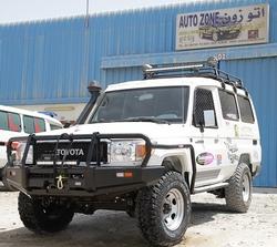 ARMORED LAND CRUISER HZJ78- LC70 from AUTOZONE ARMOR & PROCESSING CARS LLC
