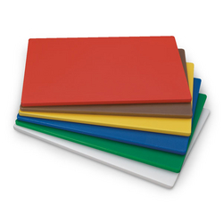 Color coded chopping boards from NOVA GREEN GENERAL TRADING LLC