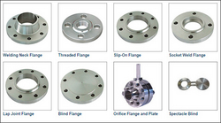 ANSI FLANGES from M.P. JAIN TUBING SOLUTIONS LLP