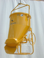 Concrete Bucket supplier in UAE from SPARK TECHNICAL SUPPLIES FZE