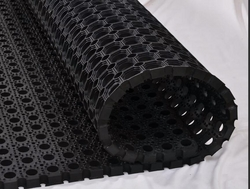 RUBBER HOLLOW MATS from SIS TECH GENERAL TRADING LLC