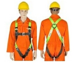 FULL BODY HARNESS AMERIZA - VERTEX from GULF SAFETY EQUIPS TRADING LLC