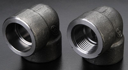 Stainless Steel Forged Fittings from A B STAINLESS STEEL