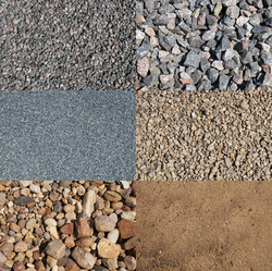 White Sand, Black Sand, Road Base, Aggregates, from BETTER WAY TRANSPORT