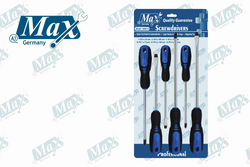 Screwdriver Assorted Set 6 pcs  from A ONE TOOLS TRADING LLC