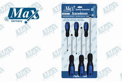 Flat Screwdriver Set 6 pcs  from A ONE TOOLS TRADING LLC