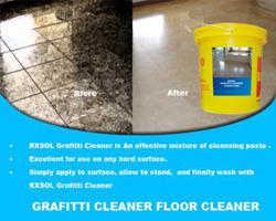 Multi Surface Creme Grafitti Cleanser And Carpet C from DUBI CHEM MARINE INTERNATIONAL