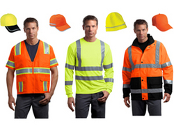 Safety Reflective Stiching Coverall & Jacket