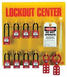 Safety Lock Out Center