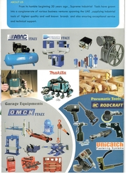 TOOL SUPPLIERS IN UAE from SUPREME INDUSTRIAL TOOLS TRADING L.L.C