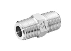 HEX NIPPLE NPT from M.P. JAIN TUBING SOLUTIONS LLP