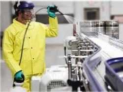 Foaming machine for food industry supplier UAE from NOVA GREEN GENERAL TRADING LLC