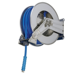 Stainless steel hose reel supplier UAE from NOVA GREEN GENERAL TRADING LLC