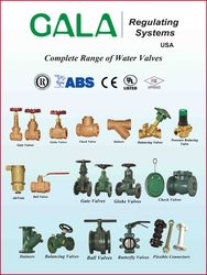 GALA WATER VALVES from FAKHRI & BROTHERS AIR CONDITIONING TRADING LLC