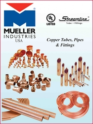 REFRIGERANT COPPER TUBE: MUELLER USA from FAKHRI & BROTHERS AIR CONDITIONING TRADING LLC