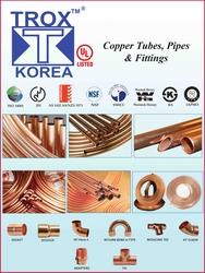 Refrigerant Copper Tube :trox-korea