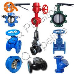Casting valves from HQ PIPELINE CO., LTD