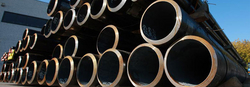 Alloy Steel P9 Seamless Pipes from SAMBHAV PIPE & FITTINGS