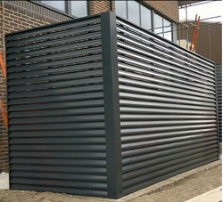 Aluminum Louvers  from EURO STEEL AND ALUMINIUM LLC