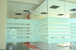 glass job from EURO STEEL AND ALUMINIUM LLC