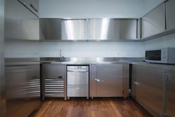 Stainless steel cupboard from EURO STEEL AND ALUMINIUM LLC