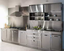 Stainless steel Cabinet from EURO STEEL AND ALUMINIUM LLC