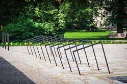 BICYCLE STAND from EURO STEEL AND ALUMINIUM LLC