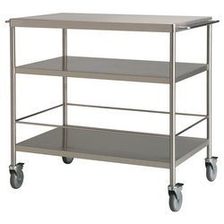 SS trolley from EURO STEEL AND ALUMINIUM LLC