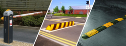 Traffic Barriers and bollards Products In Uae from SAHARA DOORS & METALS LLC