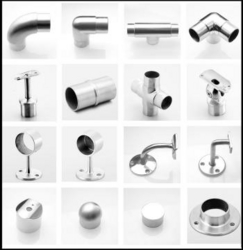 316 Grade SS tubes and Handrail fitting UAE from AL MAJLIS HARDWARE TRADING EST